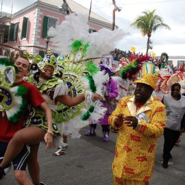 Багамы: Карнавал!