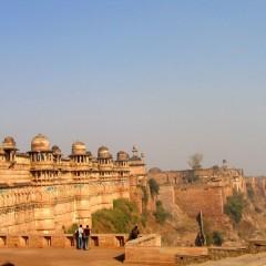 Индия: Форты