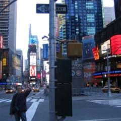 Нью-Йорк: Снаружи