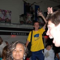 Франция: Танцы в Ницце