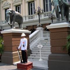 Таиланд: Дворцы