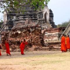 Таиланд: Аюттхая