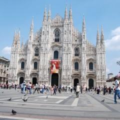 Милан: Храмы без торговли