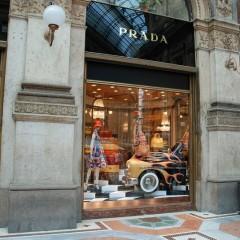 Милан: Храмы торговли