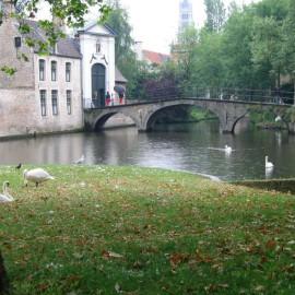 Бельгия: Великан и утки