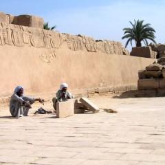 Египет: Город живых