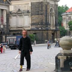 Германия: Дрезден и его жонглеры