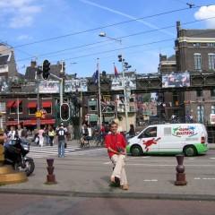 Голландия: Амстердам приличный