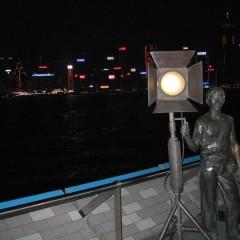 Гонконг: Ночью