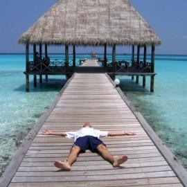 Мальдивы: День в раю
