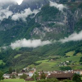 Швейцария: Из окна