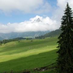 Швейцария: Альпы