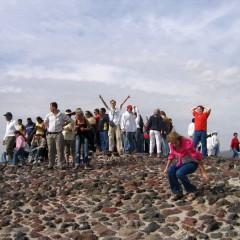 Мексика: Пирамиды