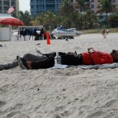 Майами: Бич