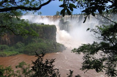 Аргентина: Много воды