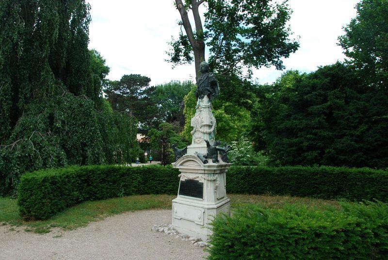 дворец шенбрунн в вене фото