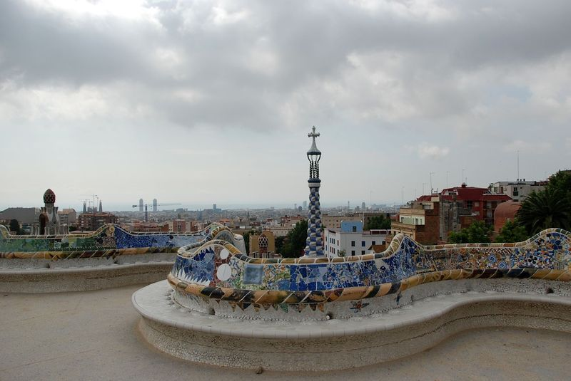 Гауди Барселона фото