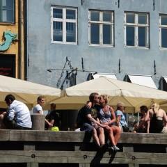 Новая гавань в Копенгагене