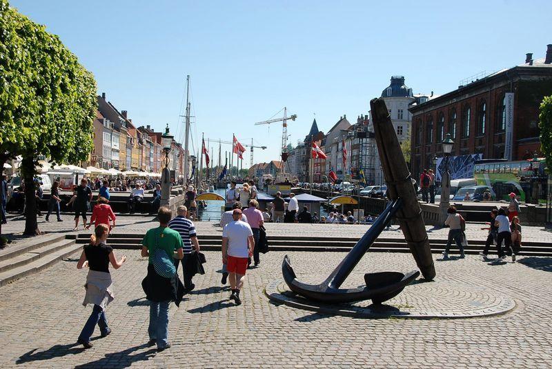 Новая гавань Копенгаген