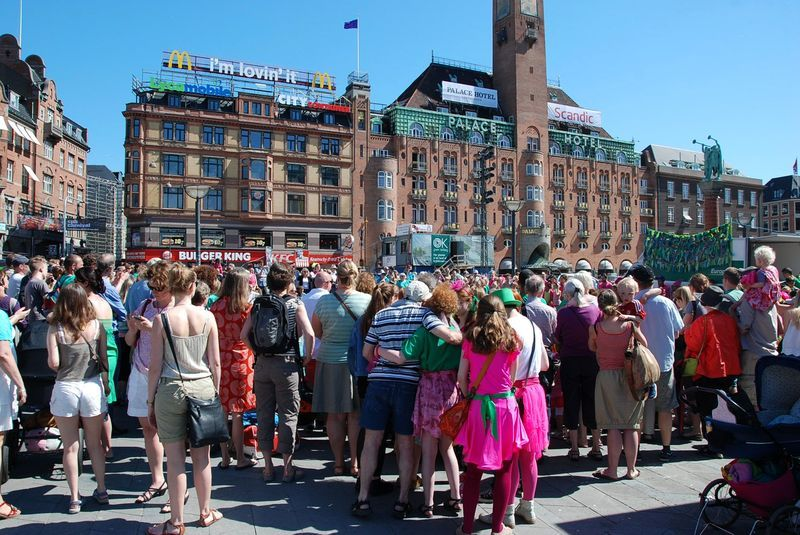 Копенгаген люди фото