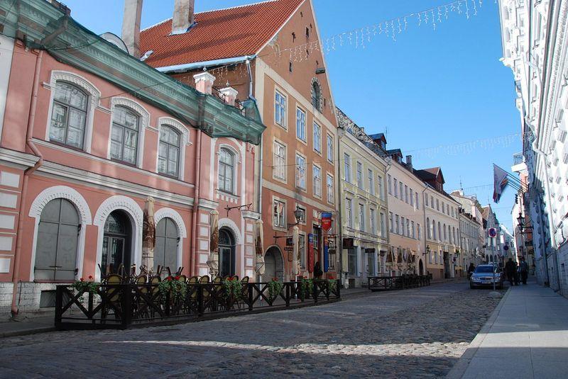 Таллинн фото
