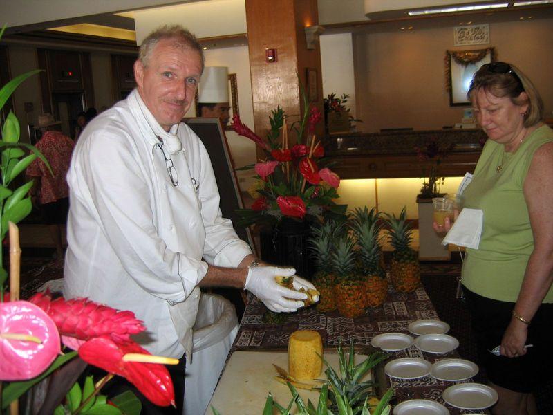Гавайи: Лимузины в ананасах