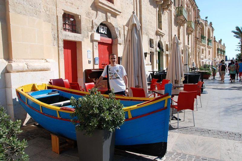 Символы Мальты