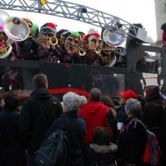 Карнавальный парад в Люцерне