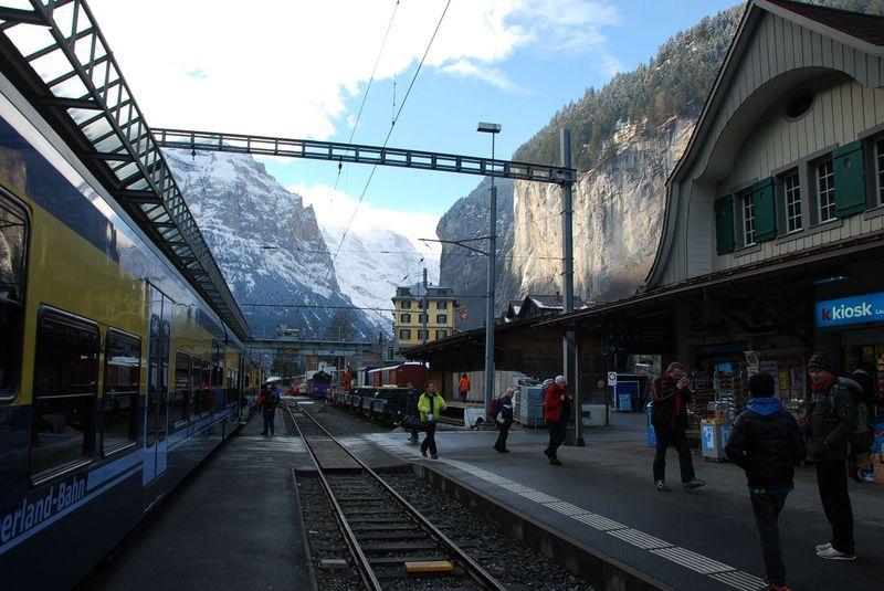 Лаутербруннен Швейцария