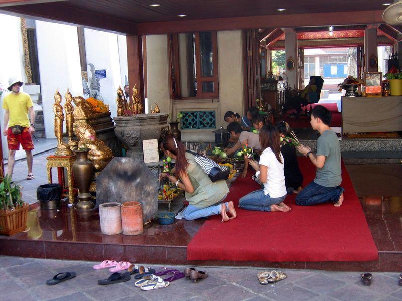 Таиланд храм