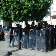 Революция в Тунисе