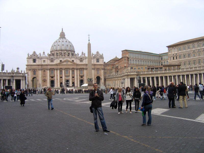 Ватикан: Собор Святого Петра