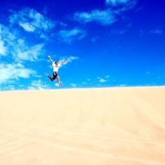 Красный каньон и белые дюны Муйне