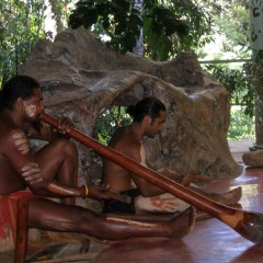 Австралия: В гостях у аборигенов