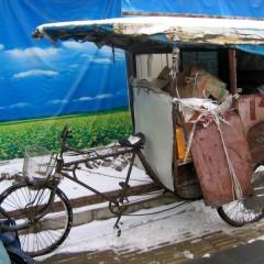 Китай: Средства передвижения