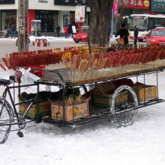 Китай: Еда и чай