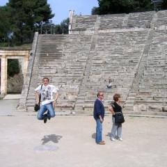 Греция: Пелопоннес