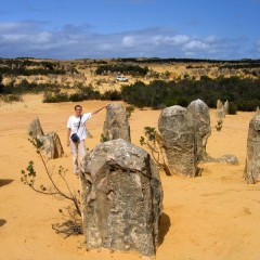 Австралия: Скалолазы