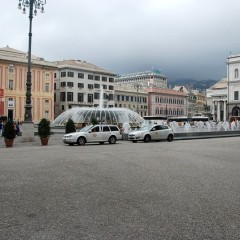 Генуя: Площадь без границ