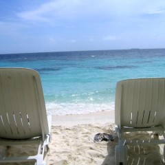 Мальдивы: Ода лежаку