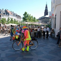 Копенгаген: велосипеды
