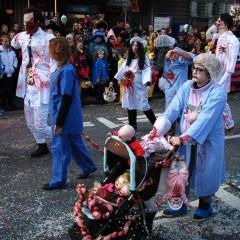 Парад монстров в Люцерне
