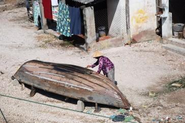 Вьетнам: Рыбаки и рыбный соус